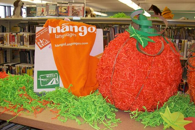 Mango Languages at Bedford Public Library