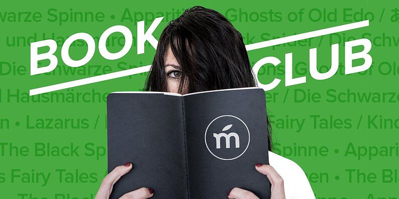 October book club post: spooky stories!