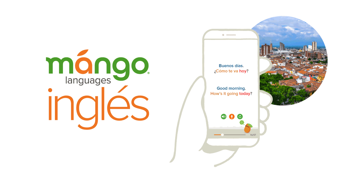 Mango Languages is expanding to Latin America with the launch of Mango Inglés.