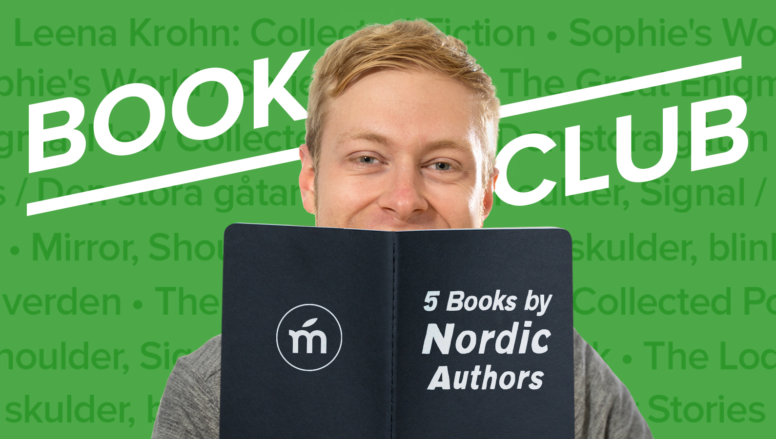 December book club: Nordic authors