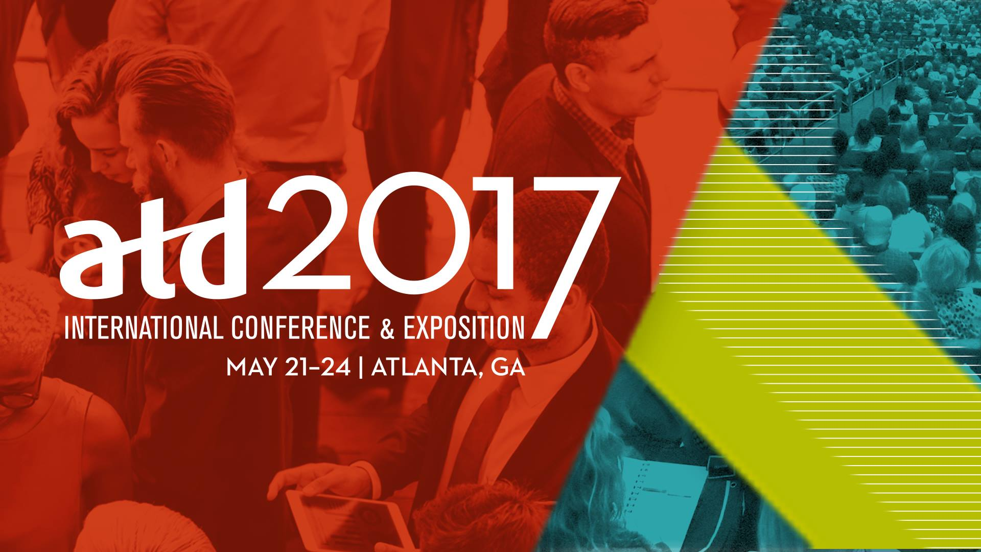 ATD Conference promotion image, courtesy of ATD.
