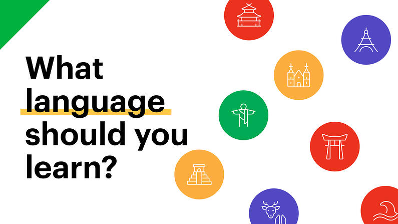 What language should you learn?
