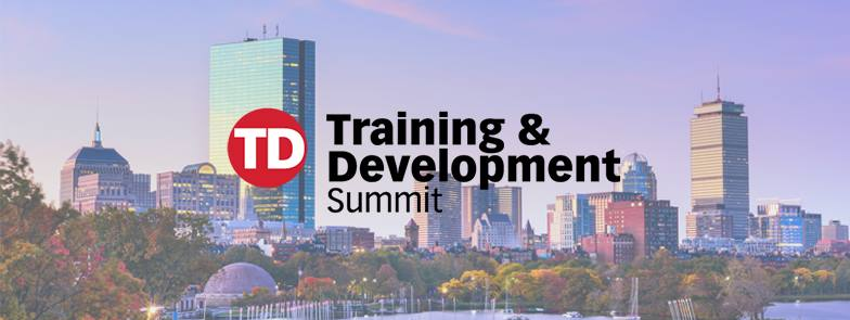 Training & Development Summit logo.