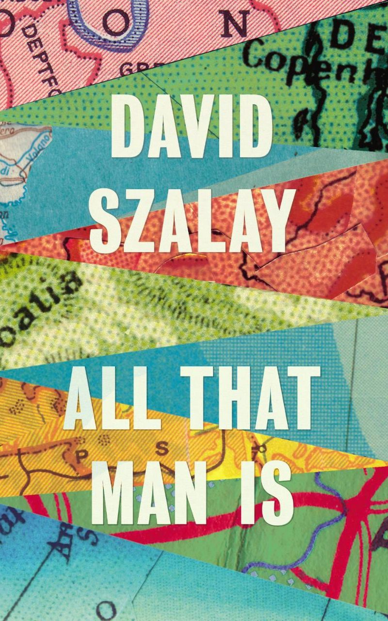 All That Man Is book cover