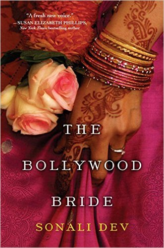 The Bollywood Bride book cover