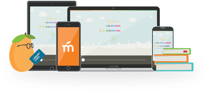 Manguito using Mango's mobile and desktop apps