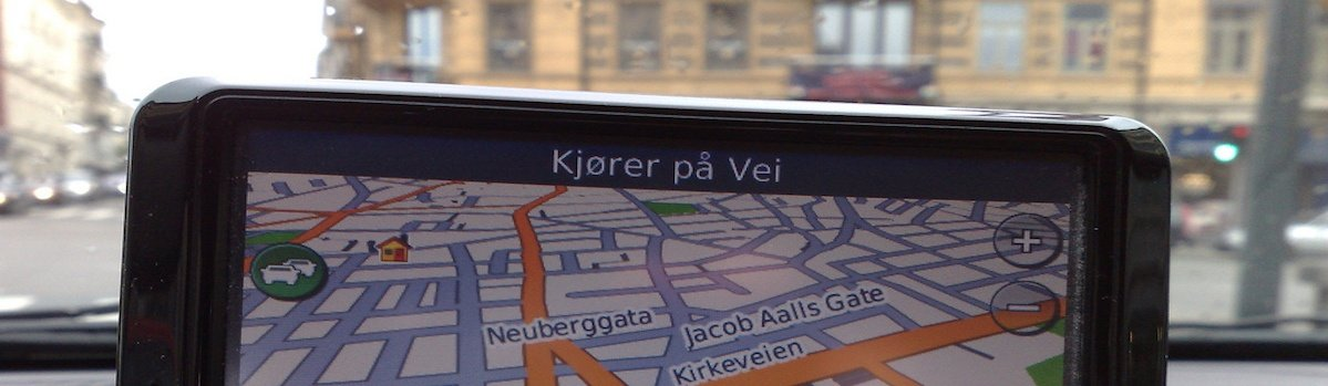 GPS in your target language